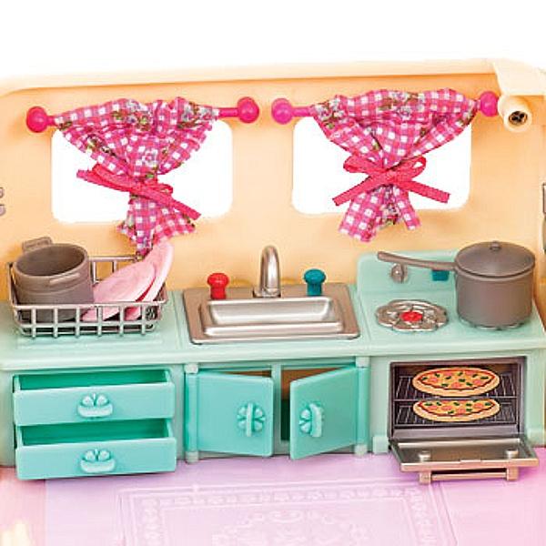 Li L Woodzeez Camper Playset Biembie Toys Co Za