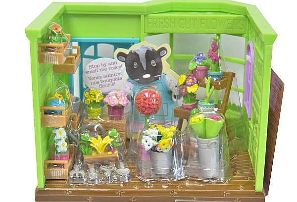 Li L Woodzeez Flower Shop Playset Biembie Toys Co Za